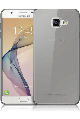 CaseUp Samsung Galaxy J5 Prime Kılıf, CaseUp İnce Şeffaf Silikon + Cam