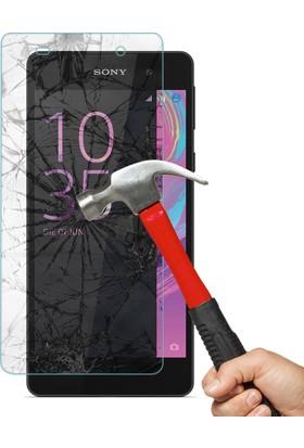 CaseUp Sony Xperia E5 CaseUp Ekran Koruyucu