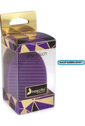 Nascita Makyaj Fırçası Temizleme Aparatı Naspadbrush01