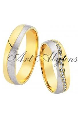 ArtAlyans Altın Hafif Alyans ART42-7010
