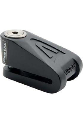Mat Siyah 14mm Alarmsız Disk Kilidi