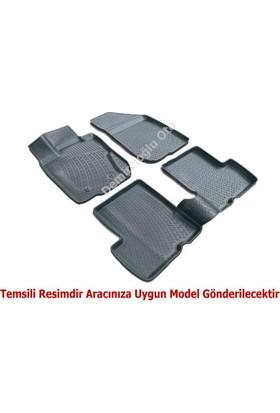 3D Paspas Dacia Duster2Wd Siyah Havuzlu Paspas