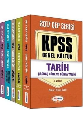 Yediiklim Yayınları Kpss 2017 Genel Kültür Cep Serisi