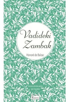 Vadideki Zambak (Ciltli Özel Bez Baskı) - Honore De Balzac