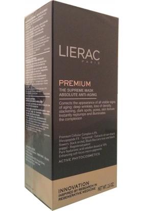 Lierac Premium Supreme Mask 75Ml - Tüm Cilt Tipleri İçin Global Yaşlanma Karşıtı Maske