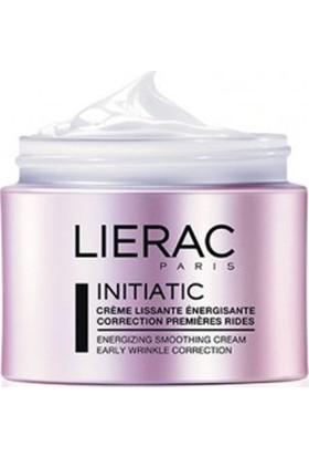 Lierac Inıtiatic Energizing Smoothing Cream Early Wrinkle Correction 40Ml - Normal Ve Kuru Ciltler İçin İlk Kırışıklıklara Karşı Etkili Krem