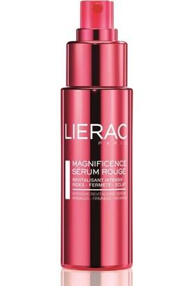 Lierac Magnificence Red Serum 30Ml - Kırışıklık Görünümü, Esneklik Ve Işıltı Kaybına Karşı Etkili Yeniden Yapılandırıcı Serum