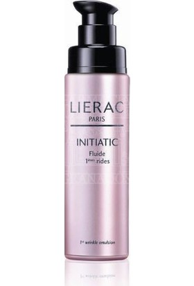 Lierac Inıtiatic Energizing Smoothing Fluid Early Wrinkle Correction 40Ml - Karma Ciltler İçin İlk Kırışıklıklara Karşı Etkili Krem