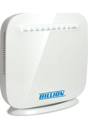 Billion Bipac 8400Nxl R2 Wireless-N Vdsl2/Adsl2+ Firewall Router