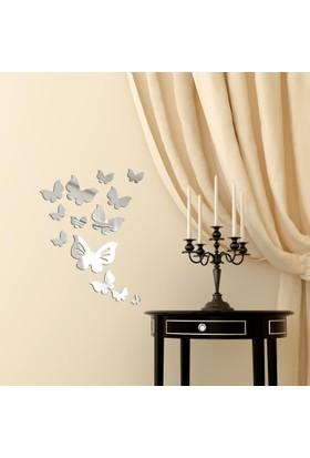 Kelebek Dekoratif Ayna 2016A-37