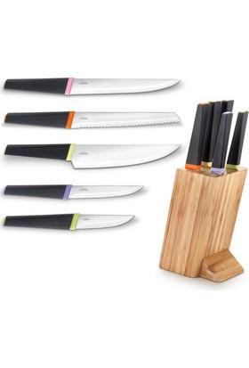 Solide 6 Parça Bıçak Seti(83722)