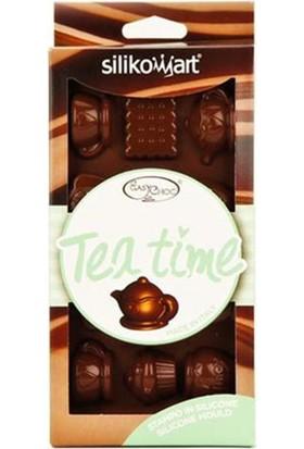 Teatime Çikolata Kalıbı