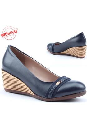 Cudo 203-2000 Gül Kurusu Kadın Ayakkabı