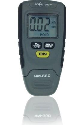 Richmeters Rm-660 Oto Boya Kaplama Kalınlık Ölçer
