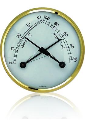 Tfa Mekanik Mini Oda Termometre Nem Ölçer