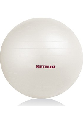 Kettler 7350-124 Basic Pilates Topu 65 Cm Beyaz