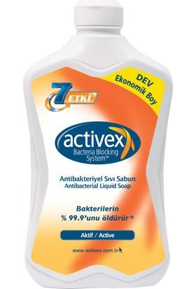 Activex Sıvı Sabun 1800 Ml Aktif