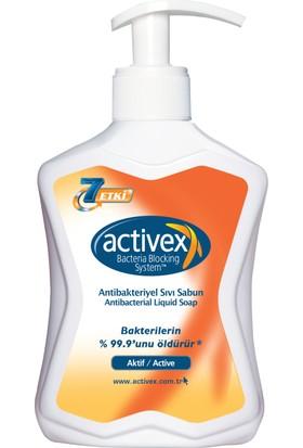 Activex Sıvı Sabun 300 Ml Aktif Koruma