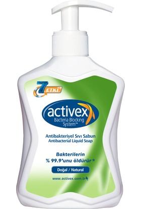 Activex Sıvı Sabun 300 Ml Doğal Koruma
