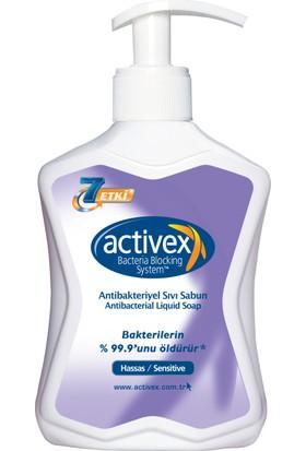 Activex Sıvı Sabun 300 Ml Hassas Koruma