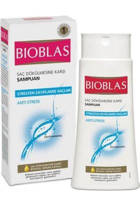 Bioblas Anti-Stress Zayıflamış Saçlar İçin Şampuan 400Ml
