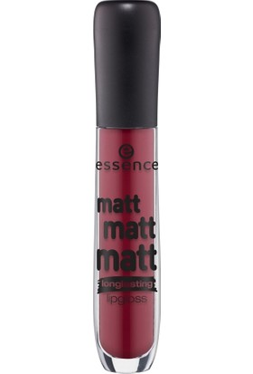 Essence Matt Matt Matt Longlasting Lipgloss 05