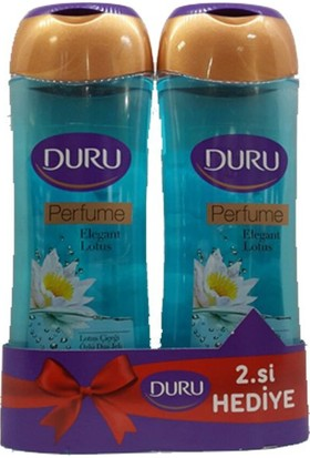 Duru Duş Jeli 2Li Lotus 500 Ml