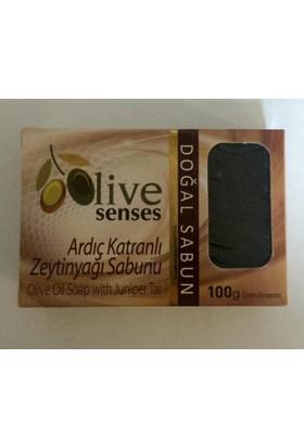 Olive Senses Sabun Ardıç Katranlı 100Gr