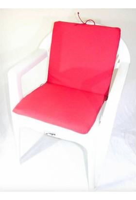 Deran Home 2Li Sandalye Minderi Kare 409
