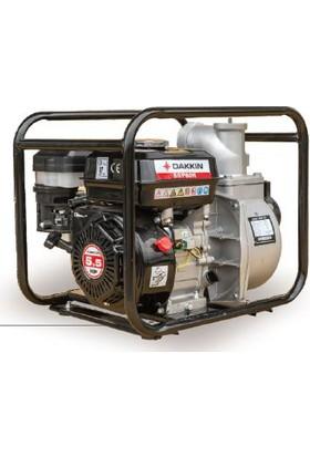 Dakkın Benzinli Su Motoru Sgp 80 H 3'' Su Girişi
