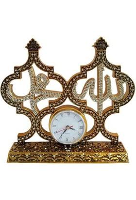 Yağmur Can Kuleli Lafızlı Saat,Hediyelik,Dekoratif(A)