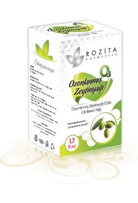 Rozita Kozmetik Ozonlanmış Zeytin Yağı