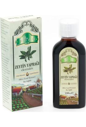 Altın Toroslar Zeytin Yaprağı Ekstraktı Olive Leaf Extract