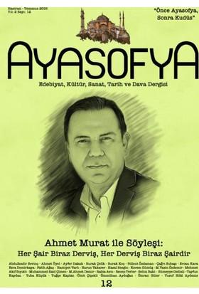 Ayasofya Dergisi Sayı 12 (Ahmet Murat İle Söyleşi)