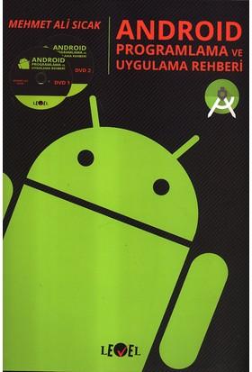 Android Programlama Ve Uygulama Rehberi - Mehmet Ali Sıcak