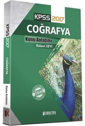 Kurultay Yayınları Kpss 2017 Coğrafya Konu Anlatımı