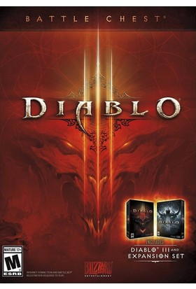 Pc Diablo 3 Battlechest