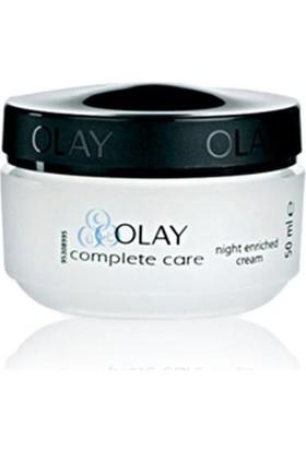Olay Essentials Complete Nemlendirici Gece Kremi 50 ml