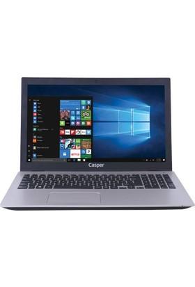 """Casper F600.7200-8T45T-S Intel Core i5 7200U 8GB 1TB GT940MX Windows 10 Home 15.6"""" Taşınabilir Bilgisayar"""