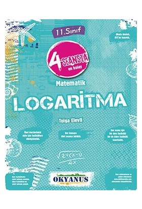 4 Seansta En Kolay 11.sınıf Matematik Logaritma