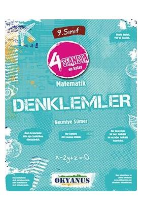 4 Seansta En Kolay 9.sınıf Matematik Denklemler