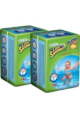 Huggies Little Swimmers Mayo Bebek Bezi S - M / 7 - 15 kg 2 Adet