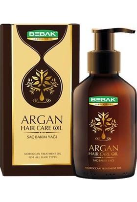 Bebak Argan Saç Bakım Yağı