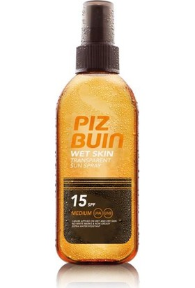 Piz Buin Wet Skin Spf 15