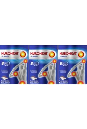 Nuroheat Isı Bandı 3 Kutu 6 Adet