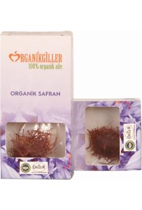Organikgiller Safran
