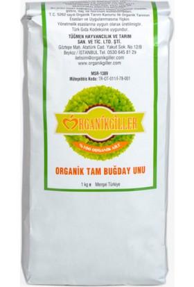 Organikgiller Tam Buğday Unu