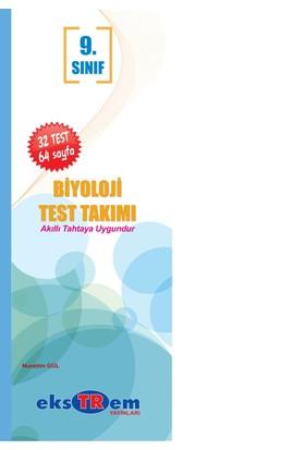 Ekstrem Yayınları 9.Sınıf Biyoloji Çek Kopar Yaprak Test