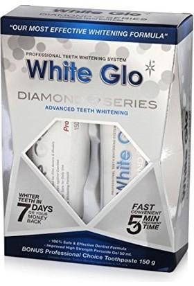 White Glo Dıamond Serıes Diş Beyazlatma Seti (Ağızlık+ Beyazlatıcı Jel+ Beyazlatıcı Diş Macunu)