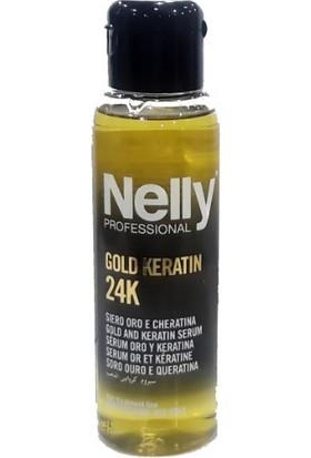 Nelly Gold Keratin 24K Serum 100 Ml